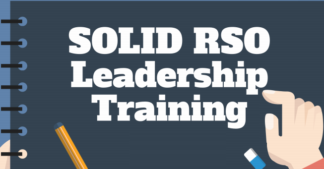 SOLID RSO Leadership Training