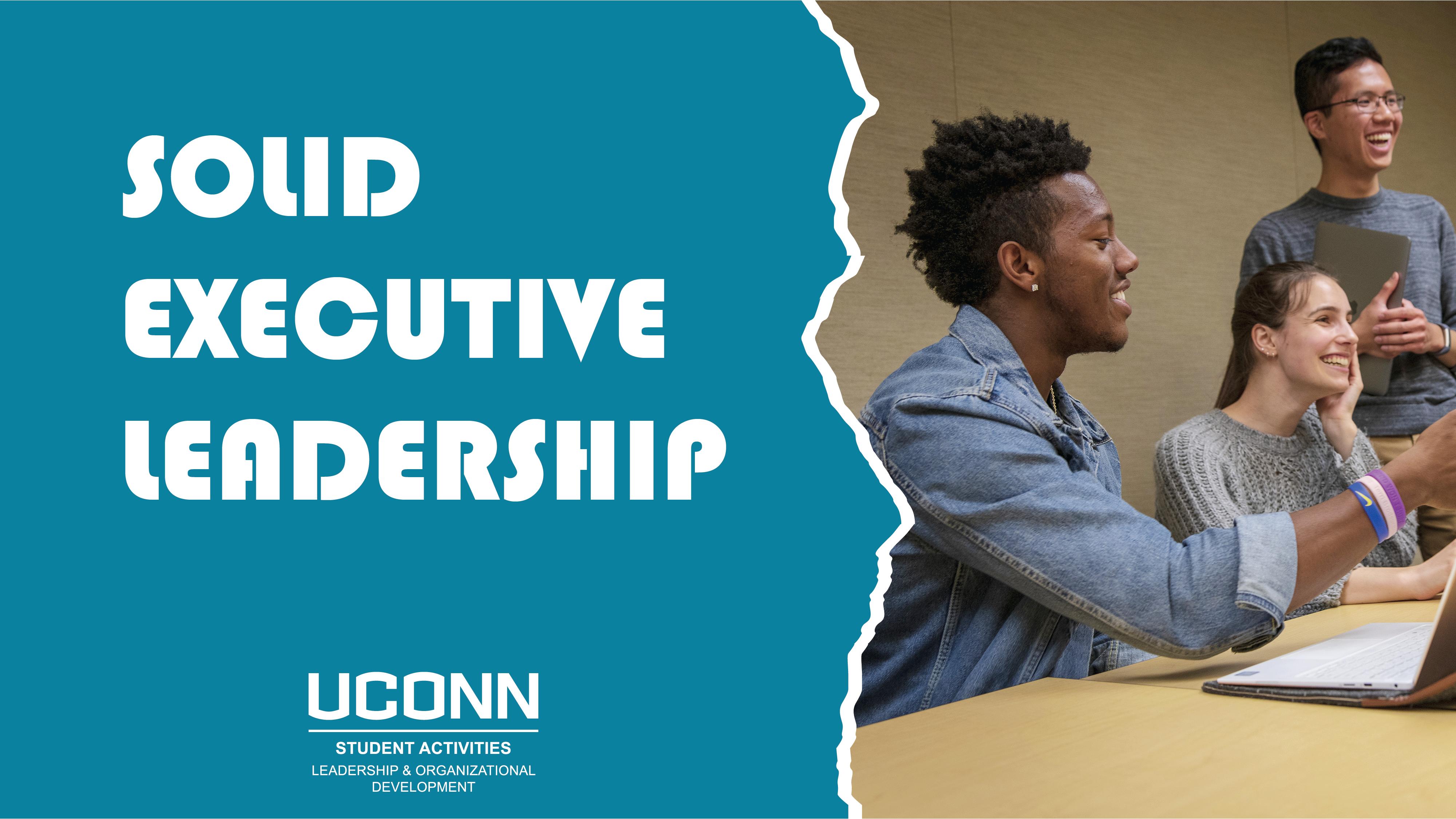SOLID Executive Leadership Workshop